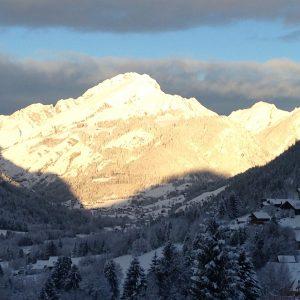 Sunny Mt Chauffé