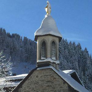 Vonnes Chapel